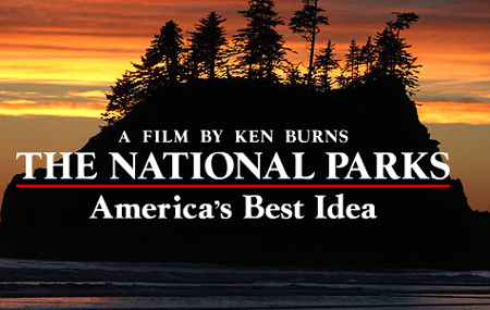 America's Best Idea: A good series and a good example of PBS promotion. I feel like I'm hearing about this everywhere, don't you?
