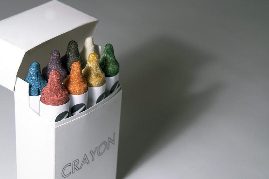 Too Cute Thursday: Edible Crayons