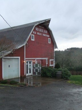 The Maresh Red Barn Vineyard is the wine club our friends just joined. Better deals, invitations to events, and more are the advantages to being a member.