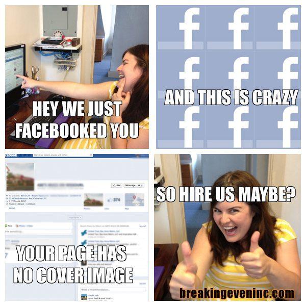Meme Week: Facebook Maybe