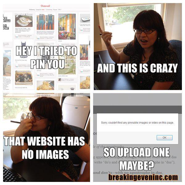 Meme Week: Pinterest Maybe