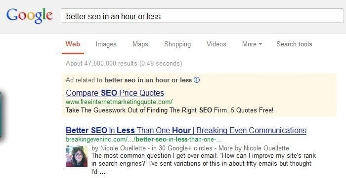 search engine optimization – Page 2 – Breaking Even
