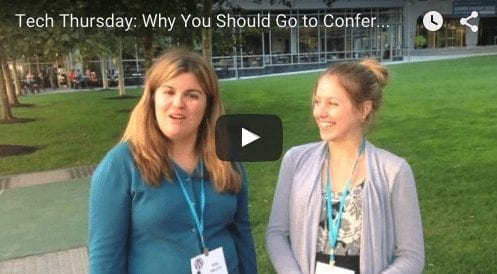 Tech Thursday: WordCamp 2014, or Why You Should Go to Conferences
