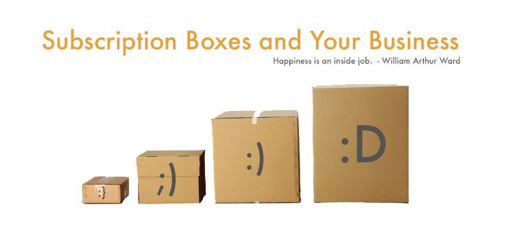 Subscription Services: Why You, Why Now