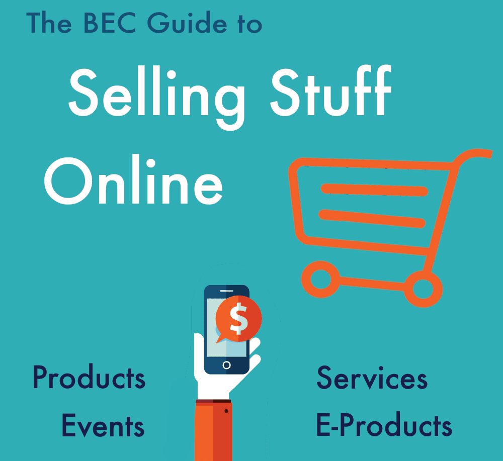Selling Stuff Online: E-Products