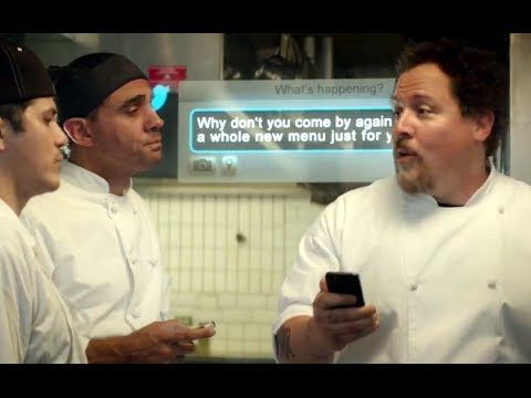 Chef: The Best Movie About Social Networking I've Seen