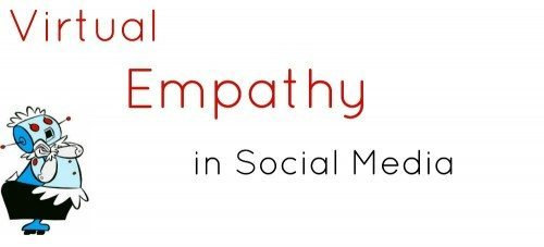 Virtual Empathy in Social Media