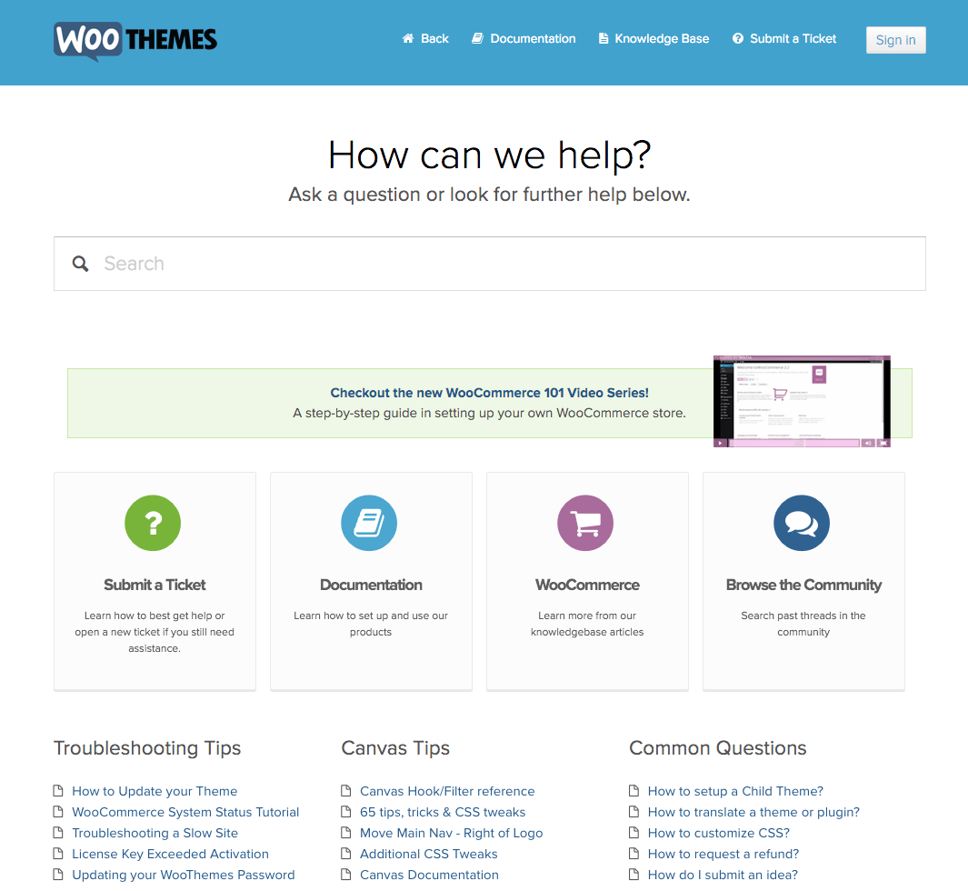 Picking A WordPress Theme