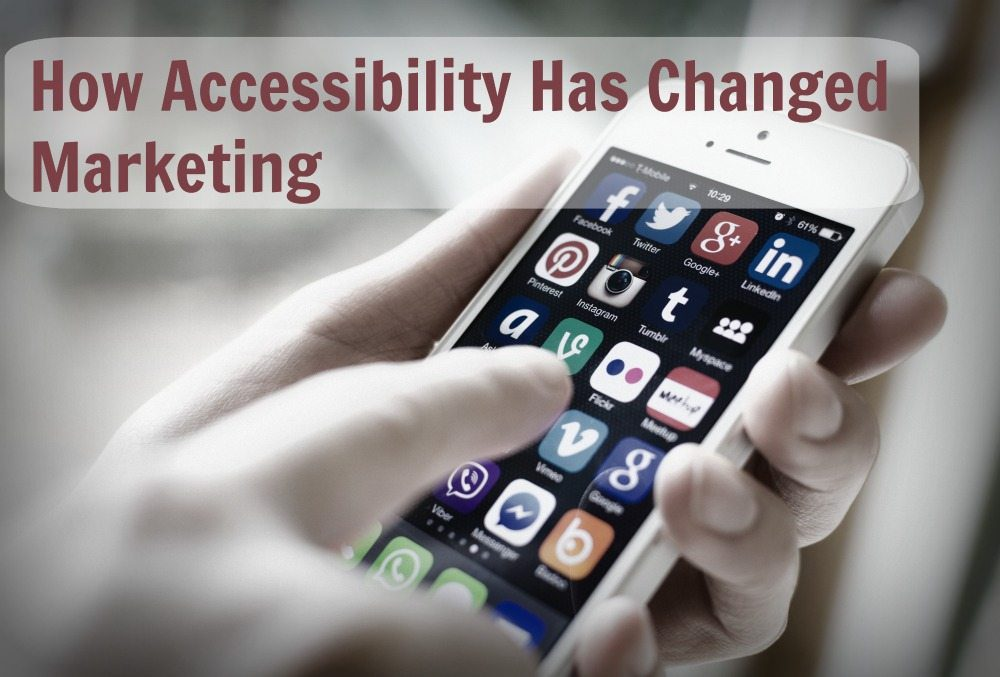 How Accessibility Has Changed Marketing