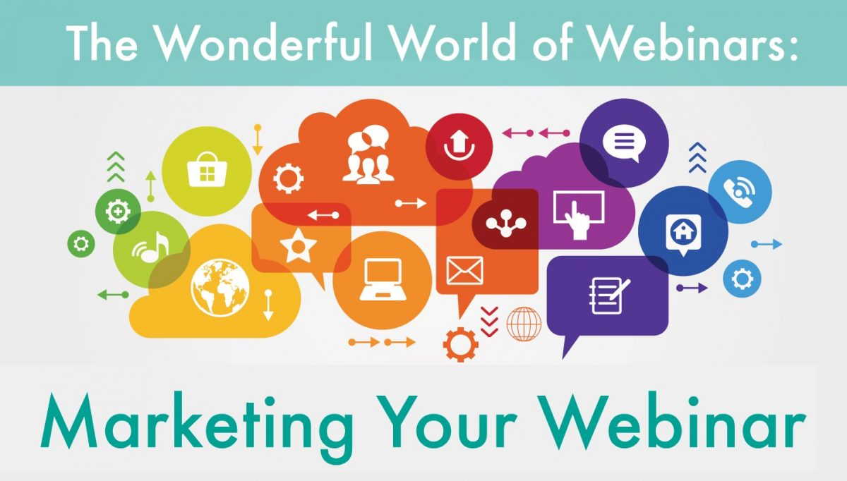 Promoting Your Webinar