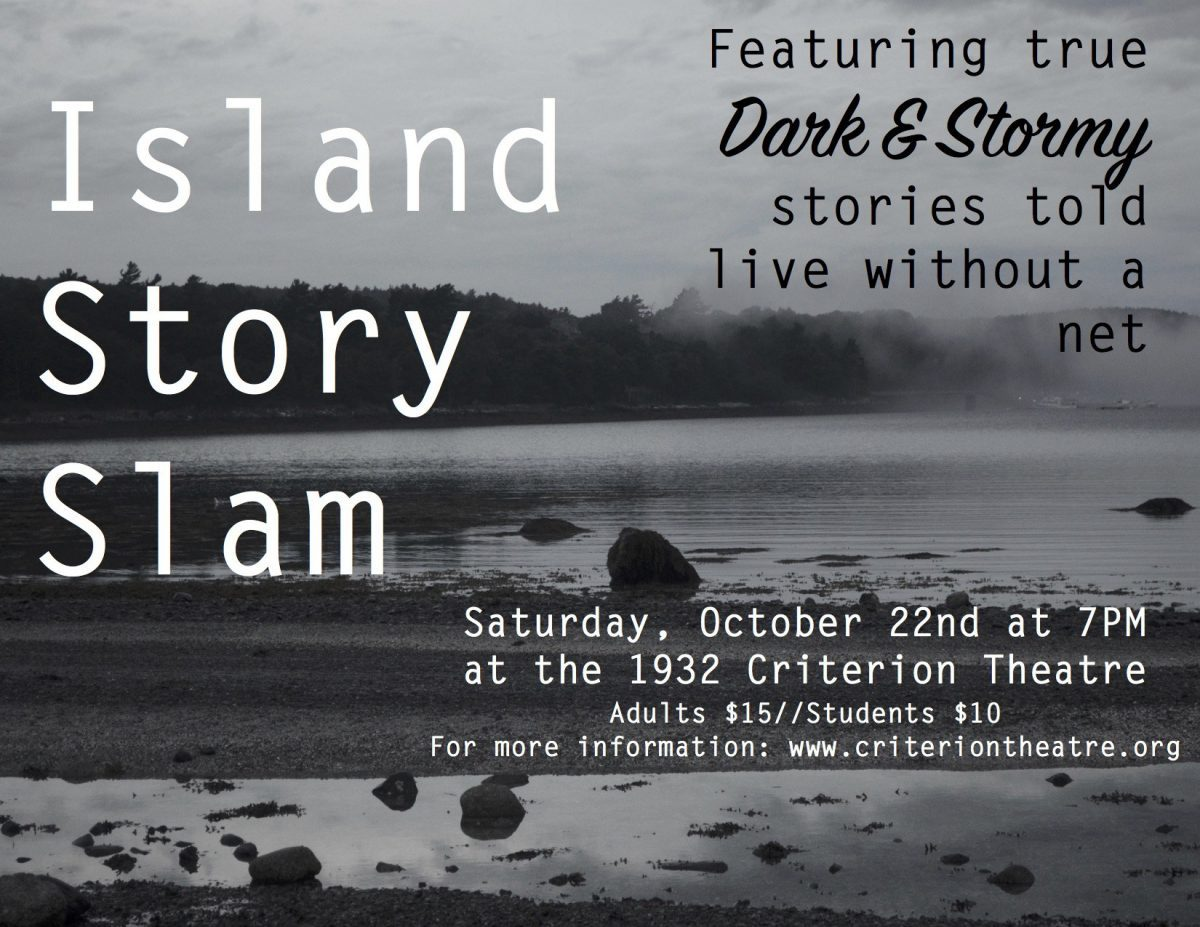 Island Story Slam: A Community Gets Creative