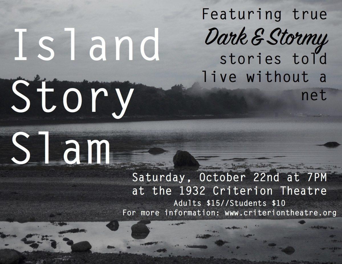 Island Story Slam: A Community Gets Creative