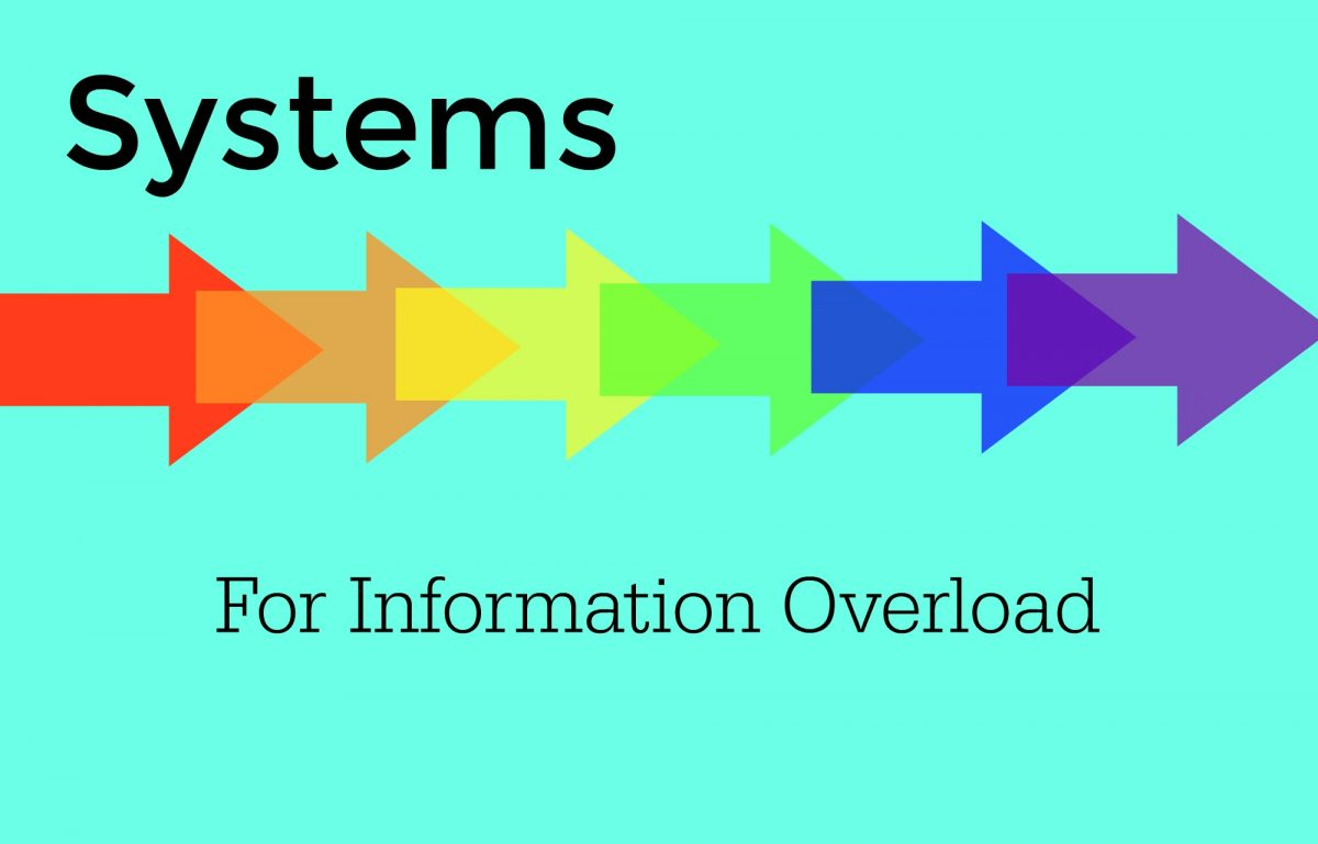 Online Systems: That's a Lot of Info