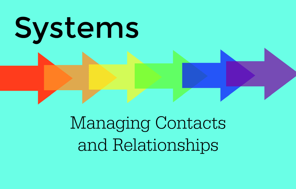 Online Systems: People and Relationships
