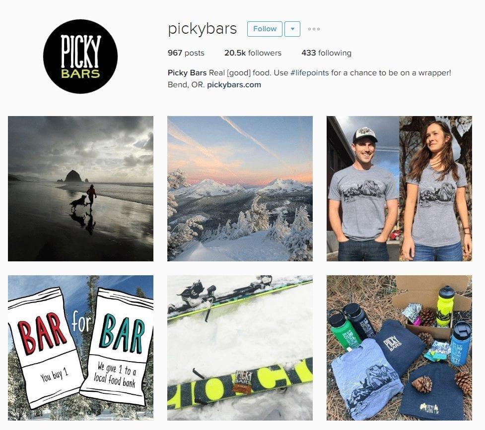 Marketing Monday: Picky Bars