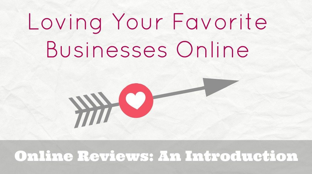 Online Reviews: An Introduction
