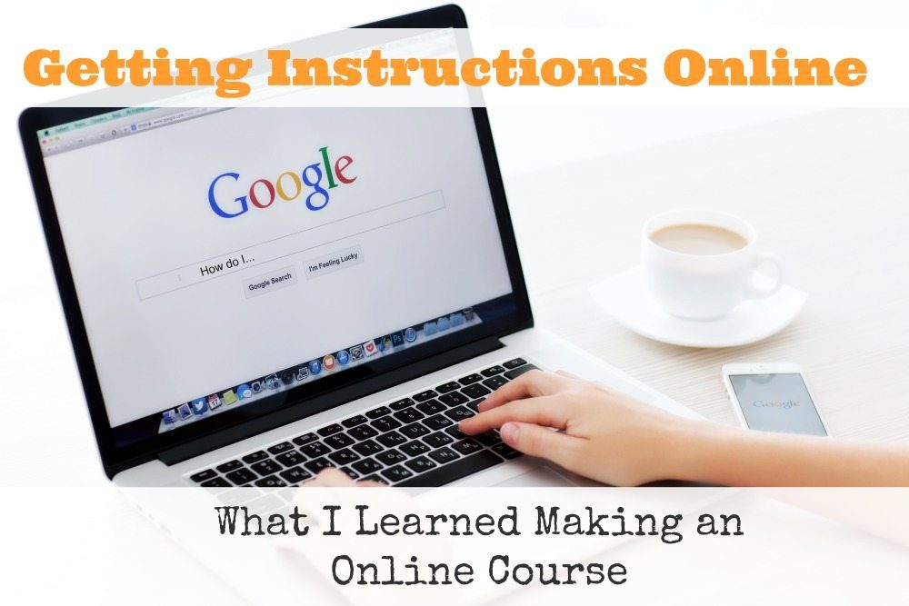 What I Learned Making An Online Course