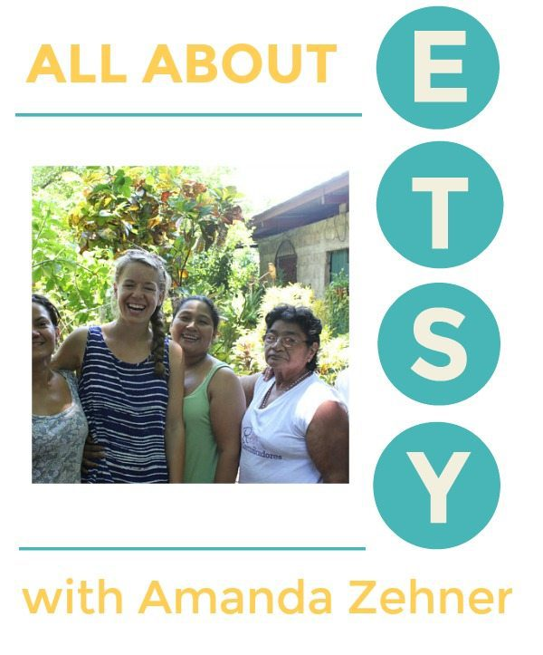 Etsy Featured Seller: Amanda Zehner (Living Threads Co)