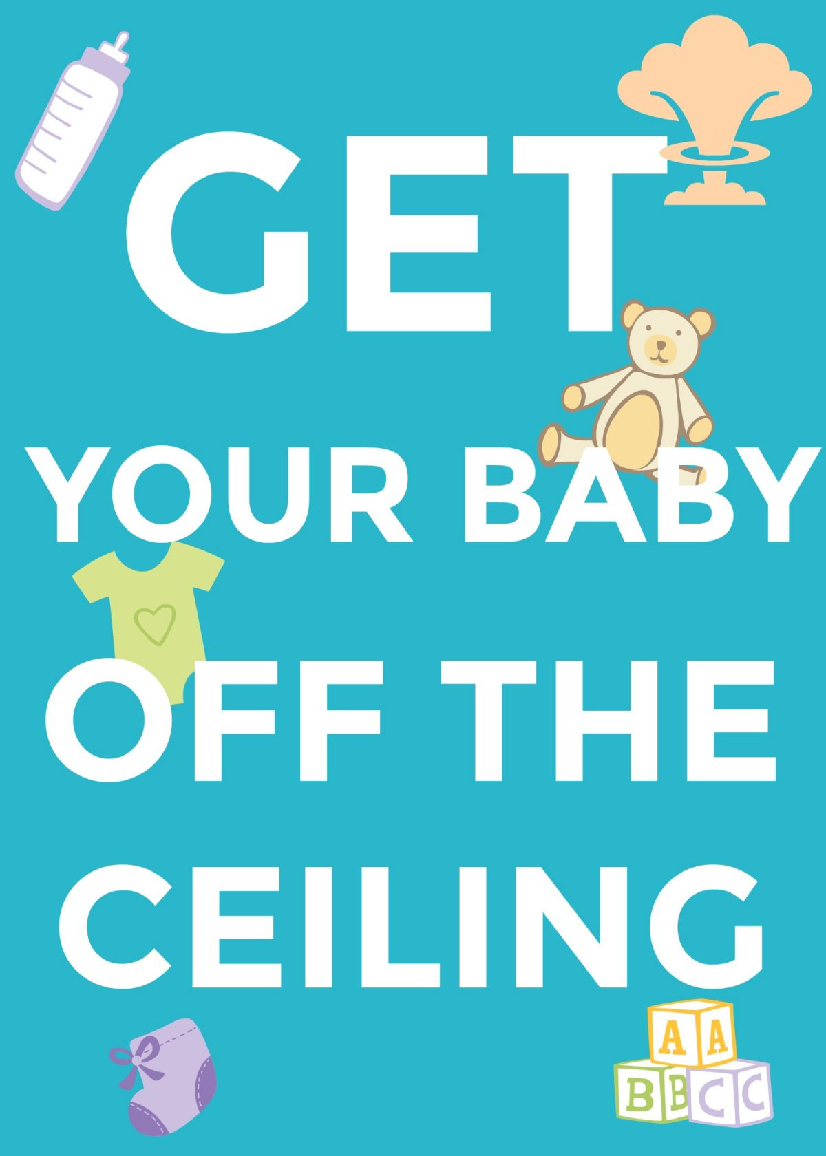 Get the Baby off the Ceiling, Please: When Working from Home isn't Working
