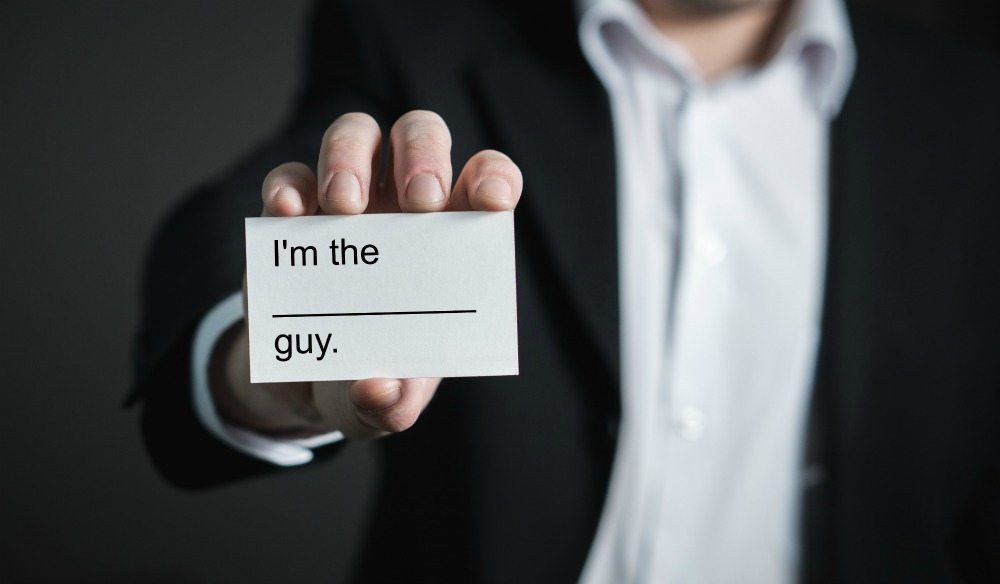 You're The BLANK Guy